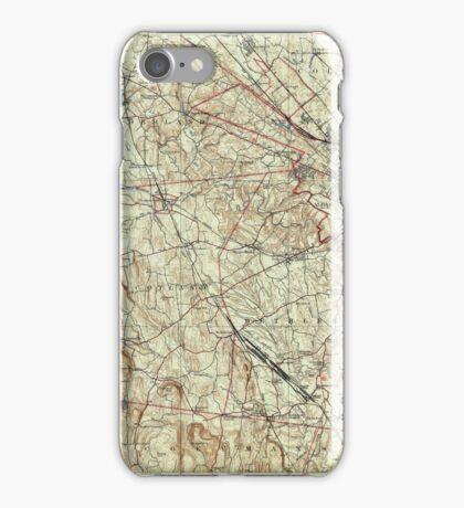 New York NY Albany 136543 1927 62500 iPhone Case/Skin