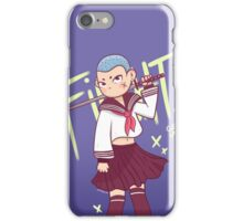 Fight! Get Up! iPhone Case/Skin