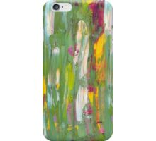 Paint Smear  iPhone Case/Skin