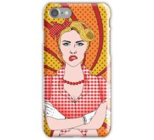 Sweet Lady iPhone Case/Skin