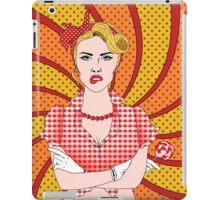 Sweet Lady iPad Case/Skin