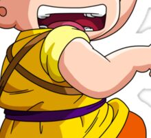 Dragon Ball - Little Krillin Sticker