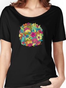 fiesta Women's Relaxed Fit T-Shirt