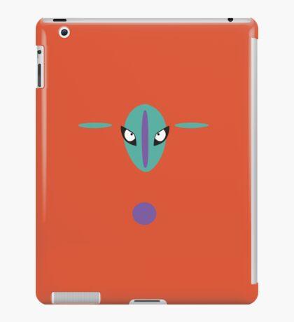 Deoxys iPad Case/Skin