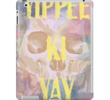 Die Hard - Pastel Warrior iPad Case/Skin