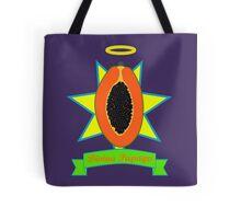 Holy Papaya Tote Bag