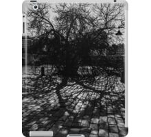 The ancient tree and its shadow iPad Case/Skin