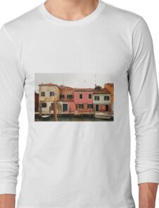 Murano Waterfront Long Sleeve T-Shirt