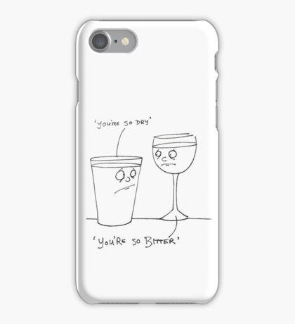 Bitter iPhone Case/Skin