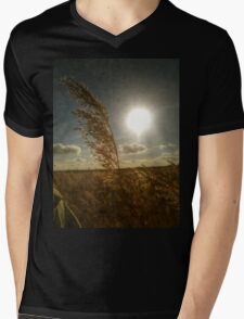 Lonely Hours Mens V-Neck T-Shirt