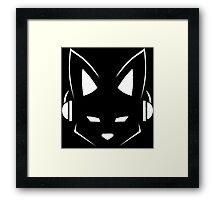 Furry EDM Framed Print