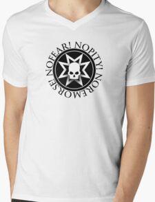 No Fear! No Pity! No Remorse! Mens V-Neck T-Shirt