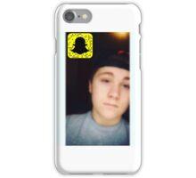 Snap code  iPhone Case/Skin