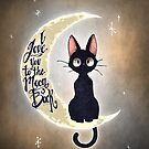 I love you to the moon & back by Tim  Shumate