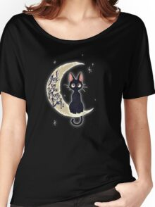 I love you to the moon & back Women's Relaxed Fit T-Shirt