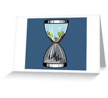 Humanitime Greeting Card