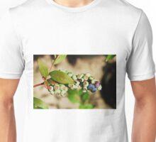 Ripening Blueberries Unisex T-Shirt