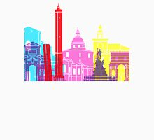 Bologna skyline pop Unisex T-Shirt