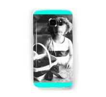 Flower Girl, a Zika Samsung Galaxy Case/Skin