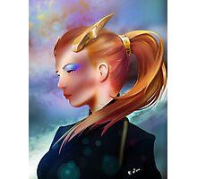 targaryen girl Photographic Print
