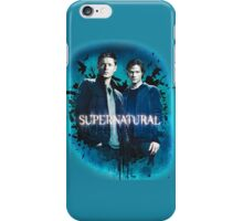 Supernatural 2 iPhone Case/Skin