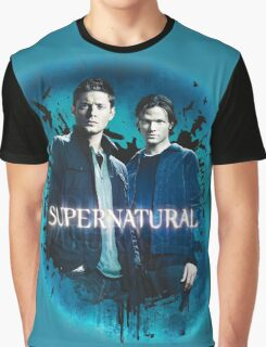 Supernatural 2 Graphic T-Shirt
