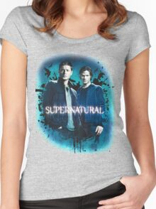 Supernatural 2 Women's Fitted Scoop T-Shirt