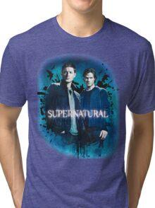 Supernatural 2 Tri-blend T-Shirt