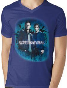 Supernatural 2 Mens V-Neck T-Shirt