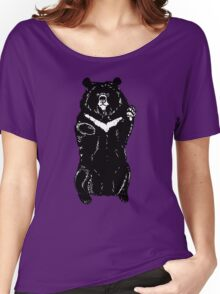 Black himalayan bear Women's Relaxed Fit T-Shirt
