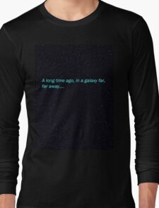 this design is not breaking ANY copyrights Long Sleeve T-Shirt