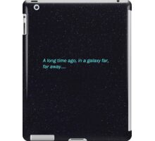 this design is not breaking ANY copyrights iPad Case/Skin