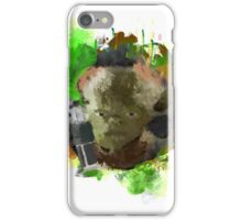 Yoda star wars iPhone Case/Skin