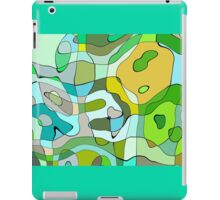 background colors iPad Case/Skin