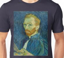 Take a walk, do like Van Gogh  Unisex T-Shirt