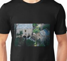 Buildings in Mostar  Unisex T-Shirt
