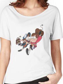 gravity falls Women's Relaxed Fit T-Shirt