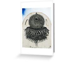 Cozumel Bodega Creature Greeting Card