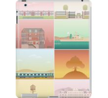 The Films of Wes Anderson iPad Case/Skin