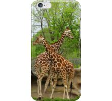 You Bet Giraffe! iPhone Case/Skin