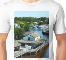 Seaside Town Unisex T-Shirt