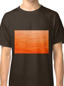 Yachats Oregon - Orange Sand Design Classic T-Shirt