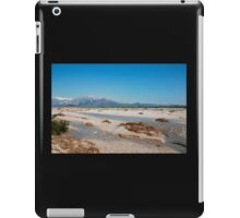 Tagliamento Floodplain iPad Case/Skin