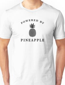 Powered by Pineapple Unisex T-Shirt