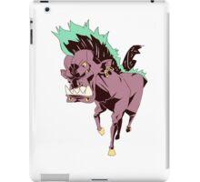 Lesser Centaur iPad Case/Skin