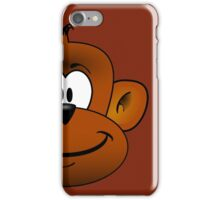 Amazing Monkey iPhone Case/Skin