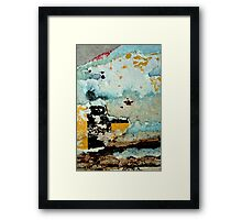 abandon logic Framed Print