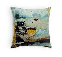 abandon logic Throw Pillow