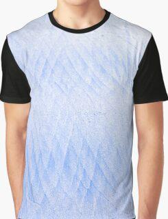 Yachats Oregon - Light Blue Sand Design Graphic T-Shirt