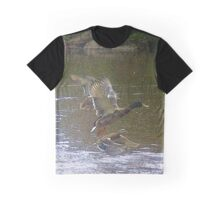 In flight Graphic T-Shirt